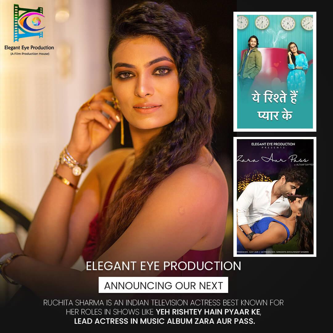 Announcing Our Next - Ruchita Sharma