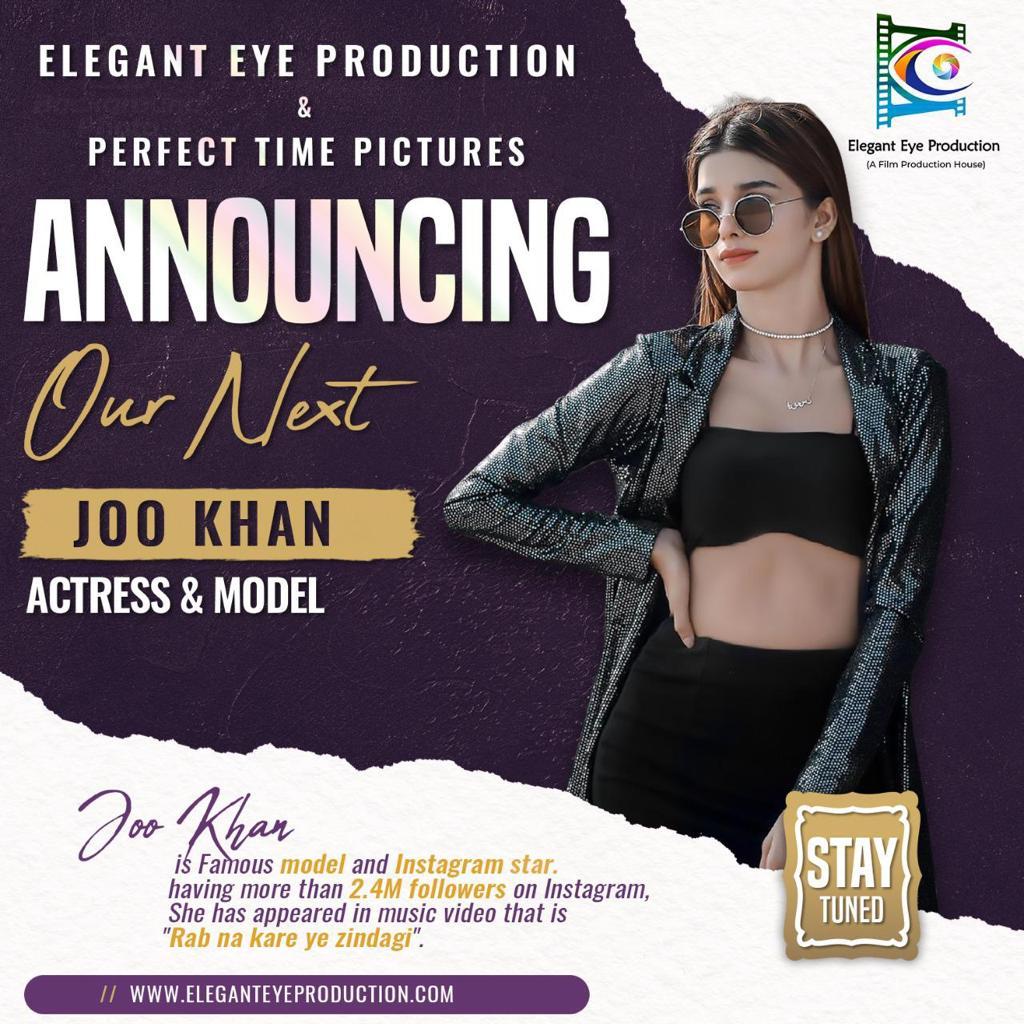 Announcing Our Next - Joo khan